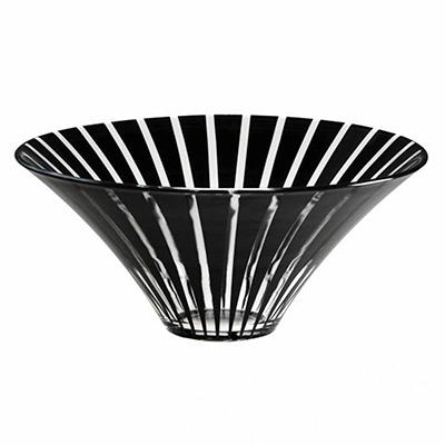 Twist skål (svart)