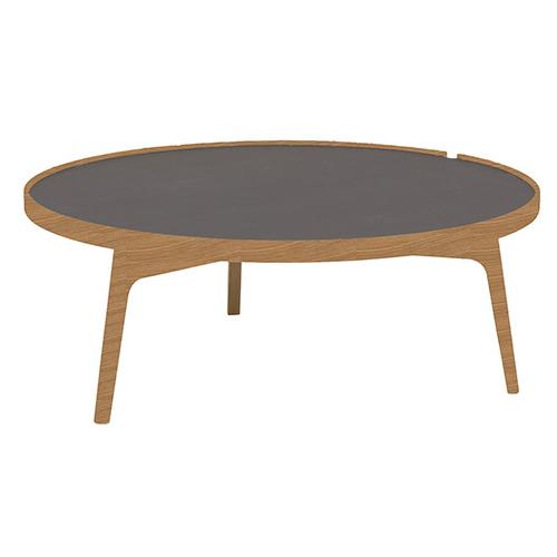 Racquet sofabord rundt 105 cm