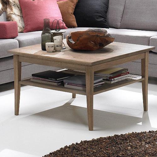 Tucan Quadrat 80 sofabord