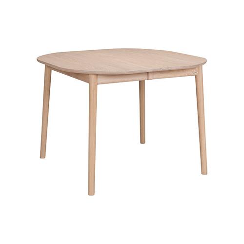 ZigZag bord kvadrat 102x102 cm