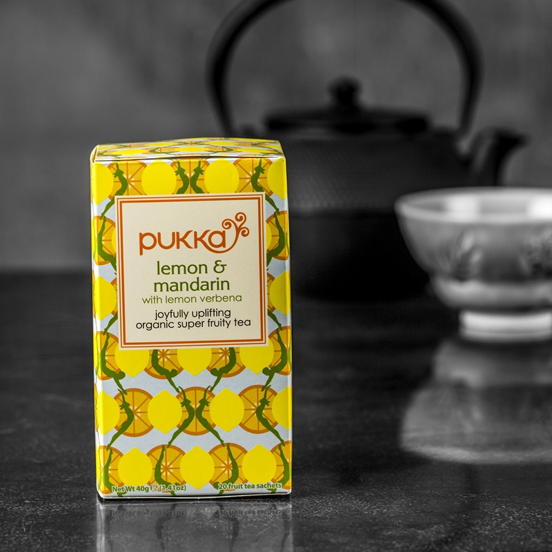 Pukka Lemon & Mandarin