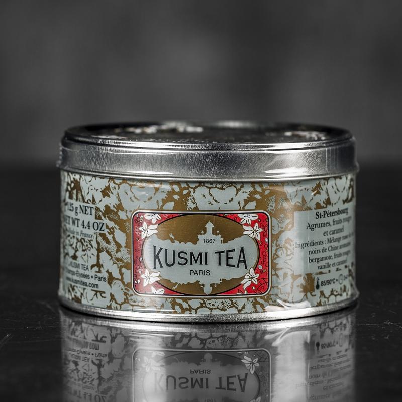 Kusmi Tea st. petersburg