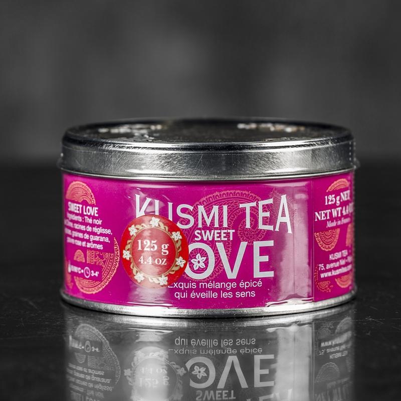 Kusmi tea sweet love