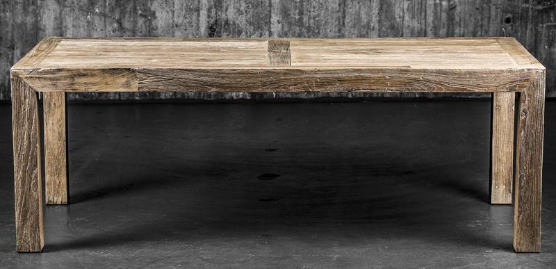 Cape Cod spisebord resirkulert vokset alm